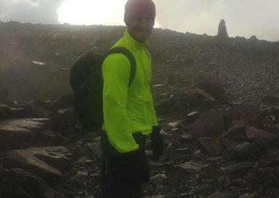 St Albans Personal Trainer Dan Johnston 3 Peaks Challenge